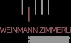 Logo der Weinmann Zimmerli AG