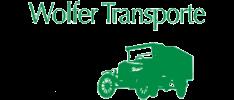 Logo von Wolfer Transporte - Limousinen - und Oldtimerfahrten