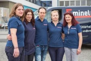 Reinigungs-Team Eminel