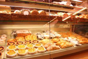 Sortiment der Bäckerei & Konditorei Bisegger