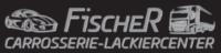 Logo vom Fischer Carrosserie-Lackiercenter