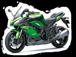 Ninja-Motorrad
