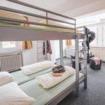 Zimmer der Arosa Mountain Lodge